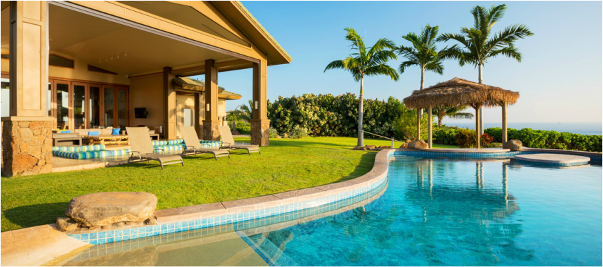 Summertime Pool Service Home
